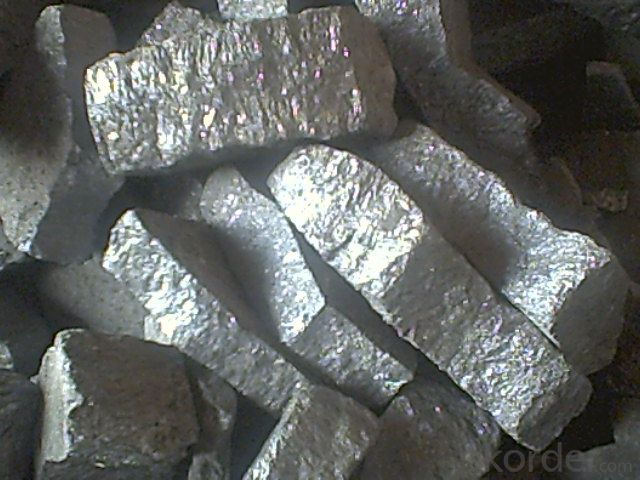Si-Al ferroalloy of China reliable supplier hot sale