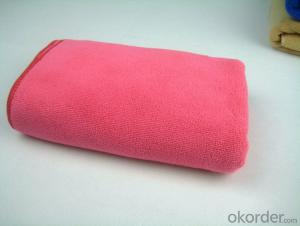 Microfiber cleaning towel with 1 million sales