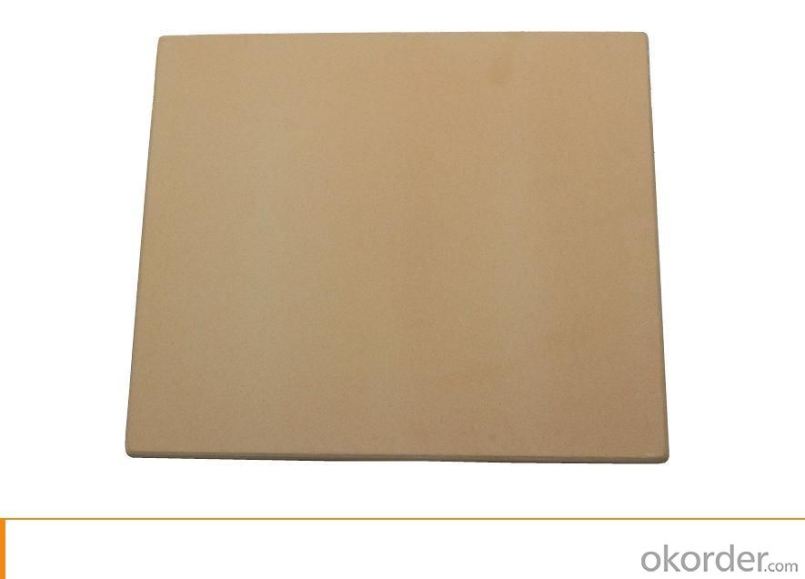 Square Pizza Stone 305*305mm for cooking pizza