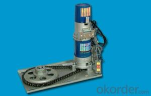 Quality of electric rolling door machine