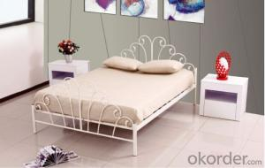 Metal Bed MB08 From Fortune Global 500 Company