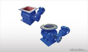 WAM Drop-Through Rotary Valves RV - RVR