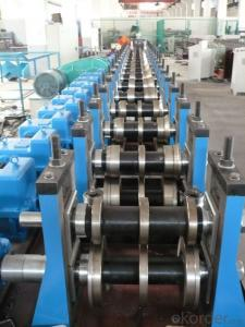 High-grade purlin rolling machinery and equipment