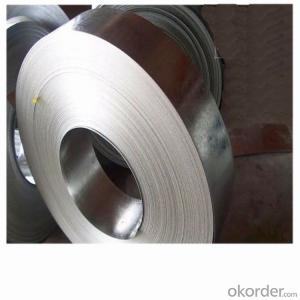 Cold rolled Hot Dip Galvanized Steel Coil