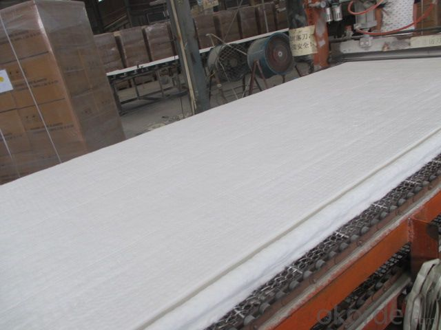 Fireproof Ceramic Fiber Blanket  Products