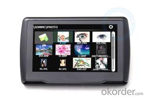 "E93 5"" Android GPS Navigation with AVIN Bluetooth"