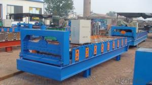 Supply the full set of automatic tile equipment