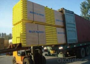 Timber Beam Formwork H20 for formwork and scaffolding systems