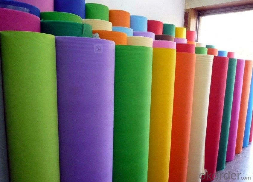 PP nonwoven fabric-- for baby diaper, sanitary napkin, medical product
