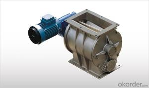 WAM Drop-Through Rotary Valves RVC