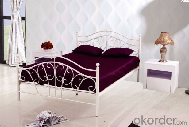 Metal Bed MB02 From Fortune Global 500 Company