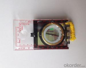 Professional  Mapor Ruler Mini-Compass DC45-6A for Surveying