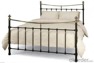 Metal Bed MB07 From Fortune Global 500 Company