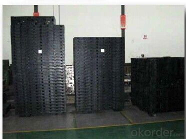 new plastic formworks used in construction industry