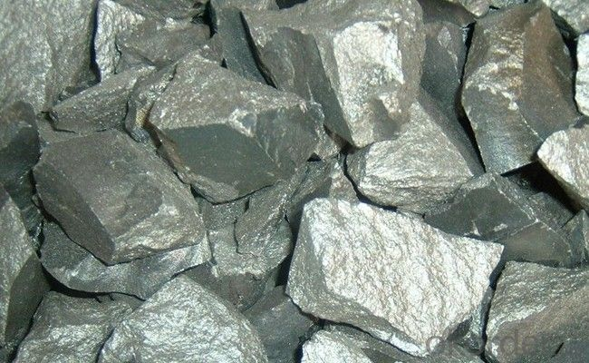 Ferroalloys Supplier Ferroalloy Manufacturer Good Quality from China