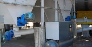 WAM Filler Dust Screw Feeders & Conveyors THF-TCF