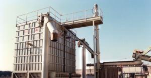 WAM Vertical Screw Conveyors for Sludge SVE
