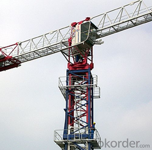 COMANSAJIE 21CJ210-12t Tower crane for construction