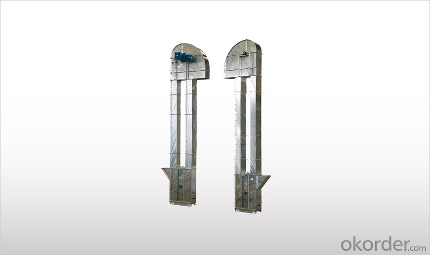 WAM Vertical Conveying for Processing Industries EI