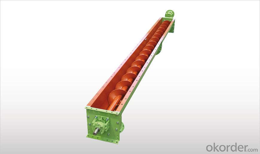 WAM Trough Screw Conveyors CA
