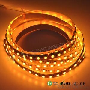 Waterproof 24V RGBW DC CABLE  Flexible Led Strip 4 Colors in 1 Led