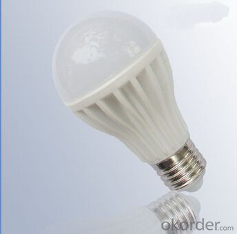 Solar Energy Using DC12V High Power LED Bulbs 12W