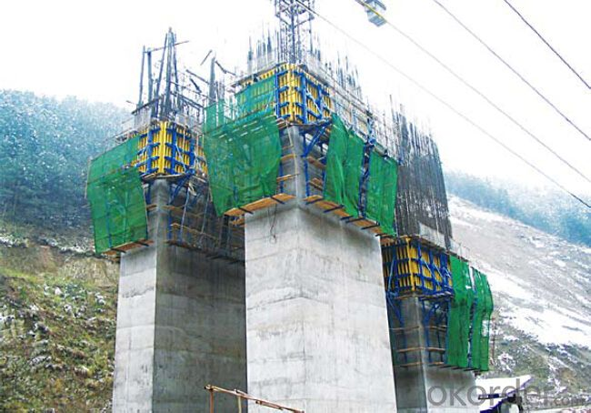 Climbing-Bracket CB240 & CB210 for formwork and scaffolding system