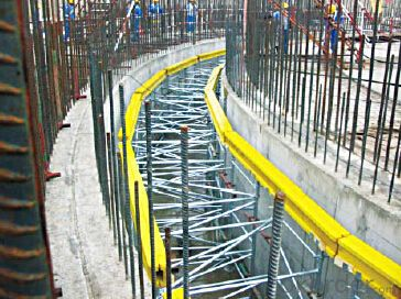 Tower Scaffolding System and Formwork System