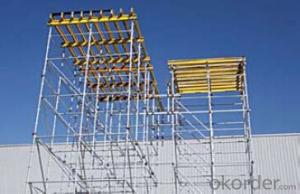 Ring-lock Scaffolding accessories for formwork and scaffolding systems