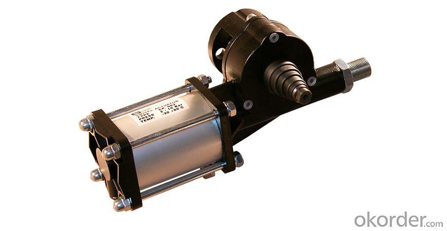 WAM Piston Type Pneumatic Actuators CP