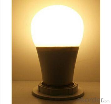 A19 Dimmable LED Bulb 7W Pear-shape Global-Shape LED Light