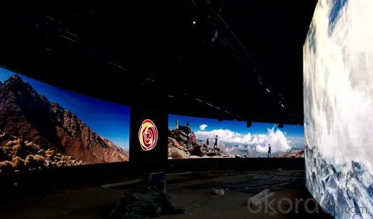 Indoor Small Pitch Led Display P0.8/P1.0/P1.5/P1.9/P2.0/P2.5/P3 Full High Definition