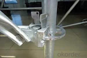 Ring Lock Scaffolding Accessories for scaffolding systems