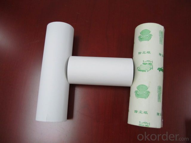 High Viscosity Sticky Paper Tissue Cleaning Tape