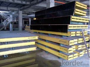 Plywood formwork system for Formwork and Scaffolding