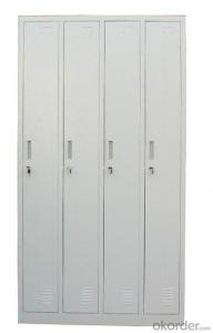 Locker Steel Cabinet Office Furniture School Locker Door