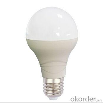 Warm White Plastic G70 10W LED Bulb Light E27