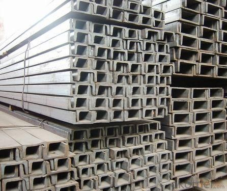 Custom Steel Channel (80mm X 8mm)
