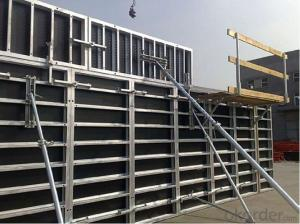 Steel-frame SF-140 for formwork and scaffolding system