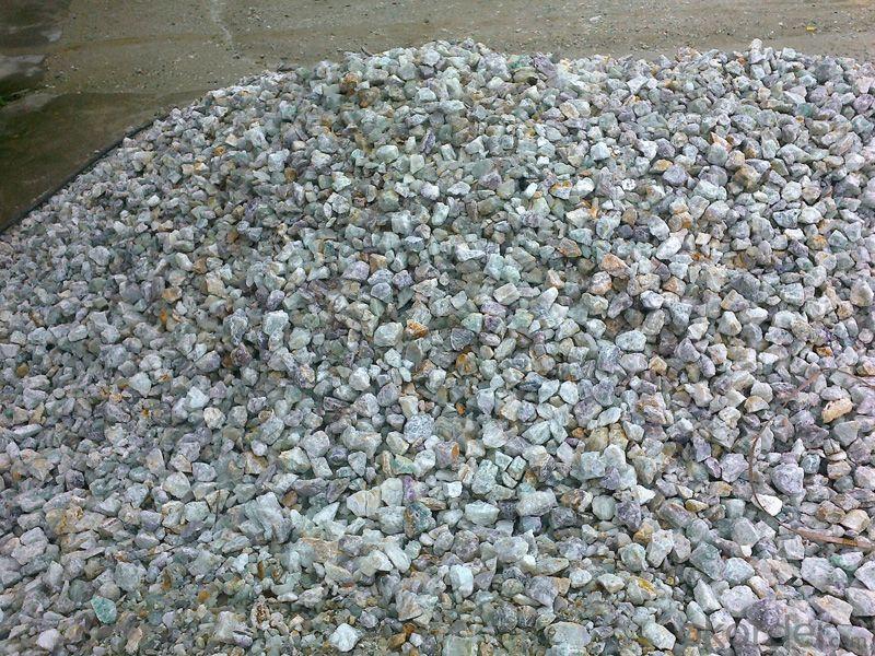 Fluorspar/Fluorite (PM-CaF2)  CaF2: 80% US $200-400 / Ton ( FOB Price)