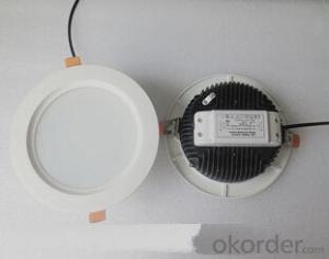 3 Inch Round 6W Recessed Ceiling Led Downlight