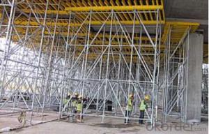Tower Scaffolding for Formwork and Scaffolding Build