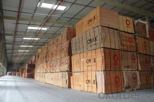 Film Faced Plywood Brown / China & Dubai  / Brand: CNBM / COMBI Core / Phenolic / 4'x8'x18mm