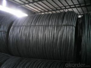 Hot Rolled Steel Wire Rod SAE1008 for Constrction