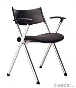 Stacking Chair Training Chair Meeting Chairs Mesh PU Office Chairs 86332