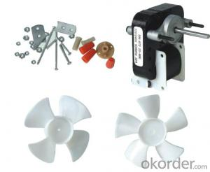 Ac Shaded Pole Motor  Cooling Spare Parts