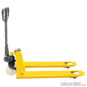 Hand Hydraulic Pallet Truck   with Good Quality