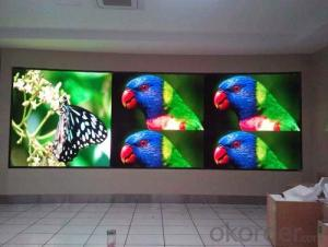 Pixel Pitch 6mm Indoor Small Led Display Led Display Wifi