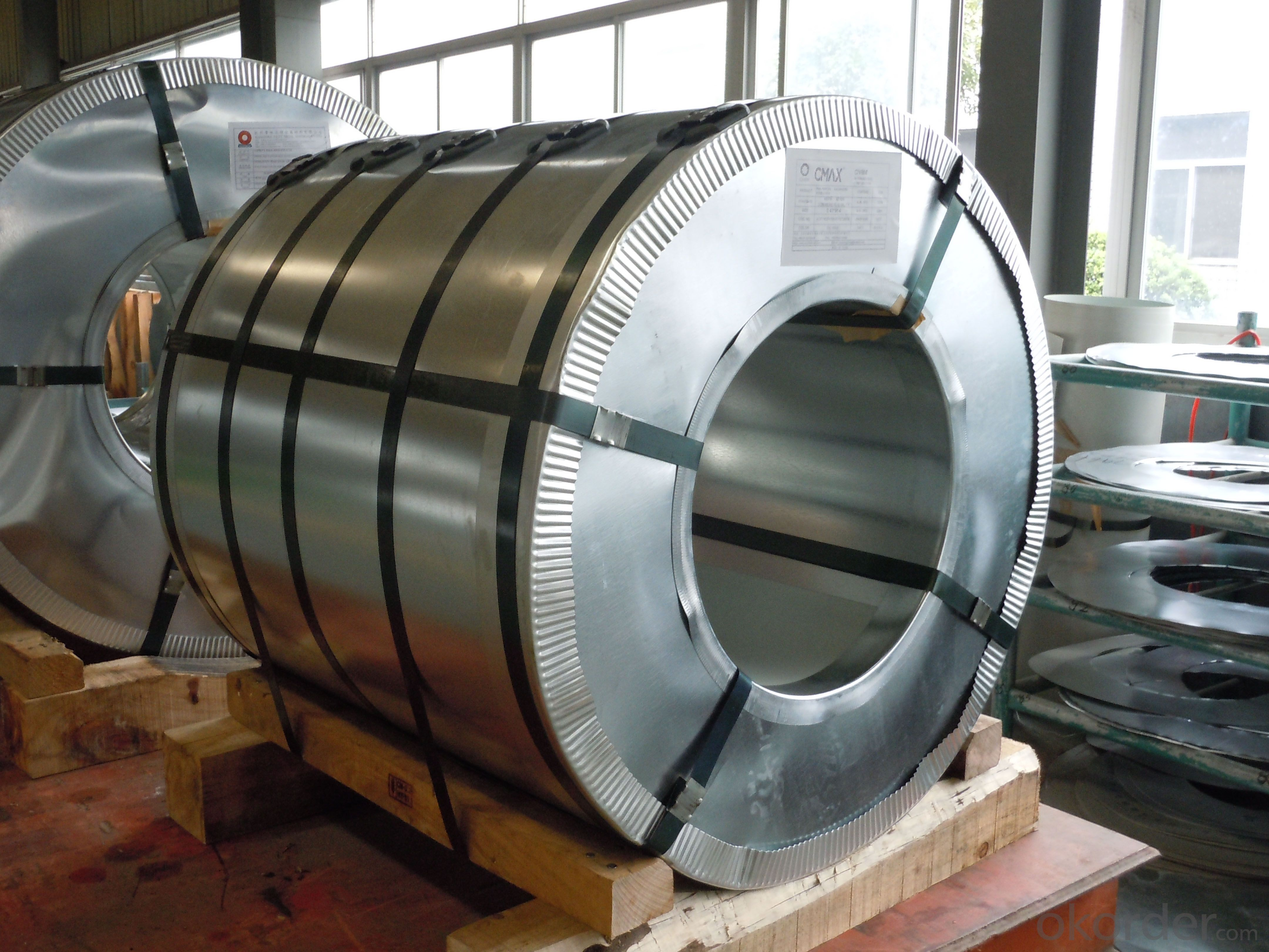 High Quality Hot Dipped Galvanized Steel Coils(GI / GL / PPGI / PPGL)