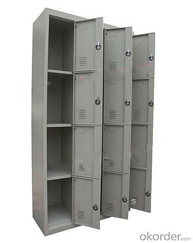Metal 12 Door Locker DX10 from Fortune Global 500 company